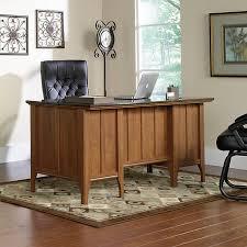 marble computer desk sauder appleton outlet faux marble top executive desk 30 23 32 h