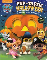 halloween heroes paw patrol random house 9781524766221