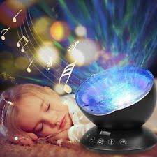 baby night light projector with music baby projector indoor home night lights ebay