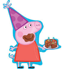 peppa pig birthday peppa pig party supplies peppa pig birthday party city