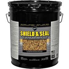 Best Sealer For Flagstone Patio by Dyco Paints Shield And Seal 5 Gal 1380 Clear Polyurethane