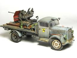 opel truck ww2 opel blitz aa version moje pinterest