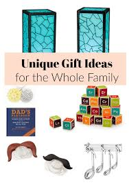 how to find unique gift ideas for the whole family s bundle