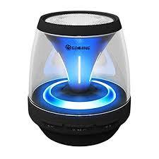 Party Speakers With Lights Bluetooth Speakers Eachine Vivid Jar Wireless Portable Speaker