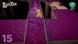 violet purple super mario odyssey guide sand kingdom all purple coin locations