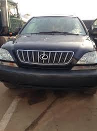 lexus rx 2002 clean tokunbo 2002 lexus rx300 full option autos nigeria