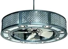 Ceiling Fan With Cage Light Awesome Ceiling Fans With Led Lights Home Depot Regarding Enclosed