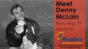 Watch Lenny Dykstra S Memoir Trailer Here - meet denny mclain aug 27 rochester red wings news