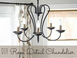 Light Bulb Chandelier Diy Diy Light Fixture Upgrades Inexpensive Ways To Change Light Fixtures