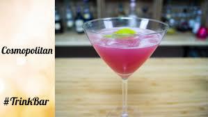 cosmopolitan drink png cosmopolitan cocktail rezept trinkbar youtube