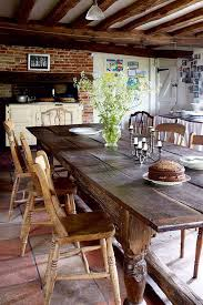 Best  Country Kitchen Tables Ideas On Pinterest Painted - Rustic kitchen tables