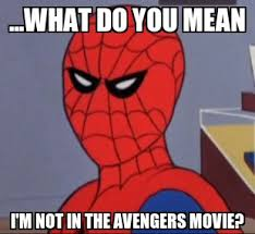Spidey Meme - pissed off spidey meme by dnvnd93 memedroid