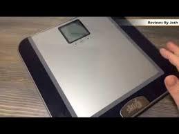 Eatsmart Digital Bathroom Scale by Review Eatsmart Precision Tracker Digital Bathroom Scale W 400 Lb