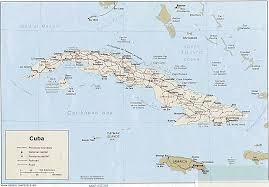 Map Cuba Map Of Cuba