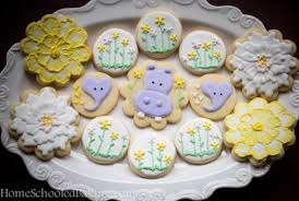 baby shower cookies 1 of 12 home schooled baking