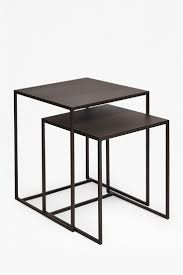 Outdoor Metal Side Table 51 Best Side Tables Images On Pinterest Side Tables Marbles And