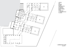 Industrial Floor Plan Gallery Of Auotmative Industry Exporters Union Technical And