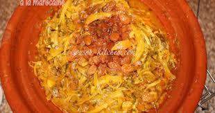 cuisiner le congre recettes de recette de poisson au congre par sousoukitchen tajine