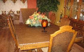 Custom Table Pads For Dining Room Tables Prestige Table Pads Protect Your Dining Room Table And Other
