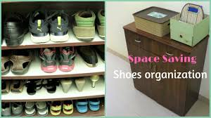 space saving shoes organization shoe rack organizer youtube