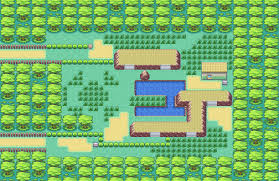 safari zone map pokéarth kanto safari zone