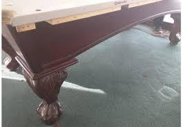 slate top pool table 8 foot american heritage slate top billiard table best buy pool tables
