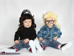 costumes for babies wayne s world baby costumes
