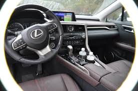 lexus cars interior 2016 lexus rx350 colors