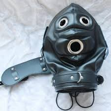 leather mask leather mask with eye