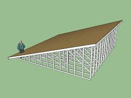 Free Timber Roof Truss Design Software by Medeek Truss Plugin Sketchup Extension Warehouse