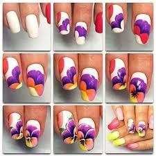 25 easy u0026 simple spring nails art tutorials for beginners 2017