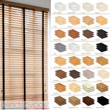 Wooden Curtains Blinds Sunwood Wooden Curtains U0026 Blinds Ebay