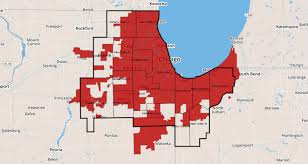 Chicago Political Map by Local Advertising In The Chicago Interconnect Zone Comcast Spotlight