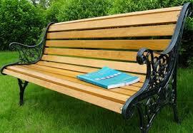 Outdoor Benche - classic garden park bench u2022 grabone nz