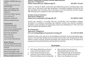 Best Construction Resume by Job Resume Sample Maintenance Supervisor Resume Maintenance