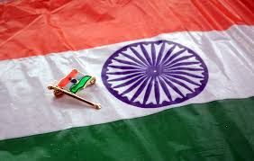 Green Day Flag File Indian Flag Made In Plastic Happy Independence Day August