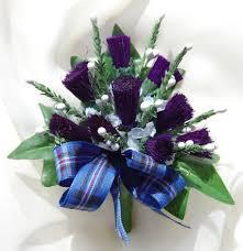 wedding flowers buttonholes cannytastic flowers artificial scottish silk wedding flowers