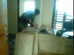 Rubberwood Kitchen Cabinets Kitchen Wood Work Rubber Wood Youtube