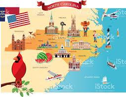 Salem Virginia Map by North Carolina Us State Clip Art Vector Images U0026 Illustrations