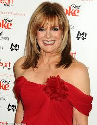 hair style for 70 year old linda gray prepares to return to small screen in dallas remake