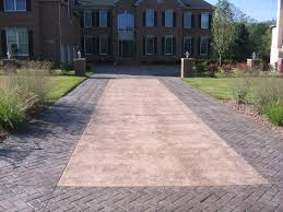 Photos Of Stamped Concrete Patios by Stamped Concrete Company South Lyon Michigan