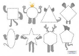 2d shape teaching ideas