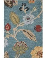 Peacock Area Rug Amazing Deal On Jaipur Rugs Blue Garden Party Indoor Area Rug