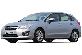 subaru impreza hatchback 2007 2012 review carbuyer
