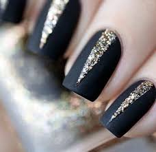 Nail Art Design Black Get 20 New Years Nail Art Ideas On Pinterest Without Signing Up