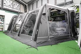 Sunncamp Air Awning Icon Air Inflatable Full Caravan Awning