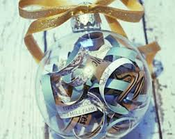 wedding invitation ornament etsy