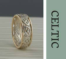 celtic rings unique celtic wedding rings providing and celtic wedding
