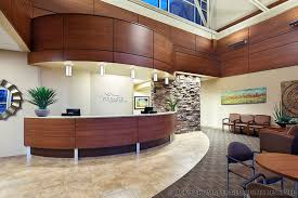 Medical Reception Desks by Pinnacle Concepts In Millwork
