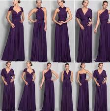 chagne wedding dresses 2017 hot selling cheap chiffon 7 change bridesmaid